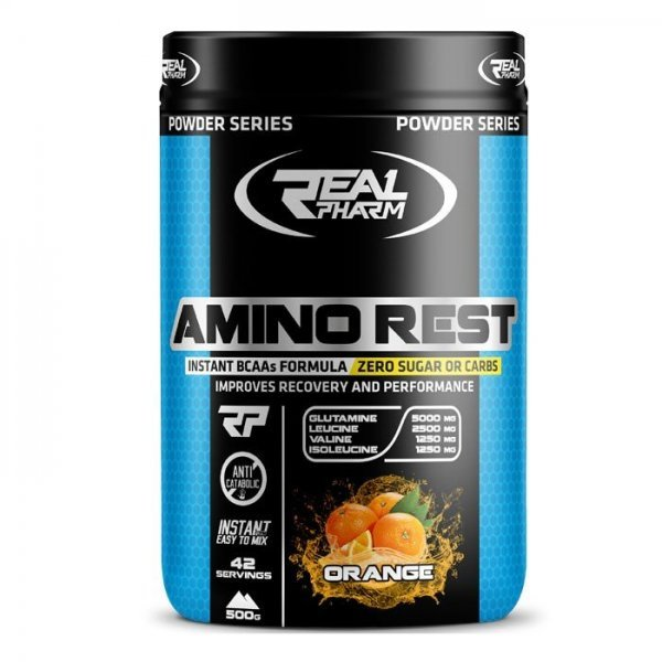 Real Pharm Amino Rest 500 грRP14