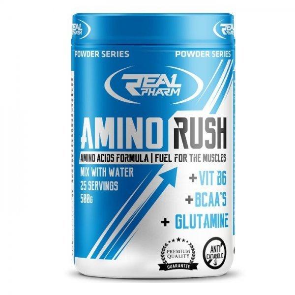 Real Pharm Amino Rush 500 грRP17