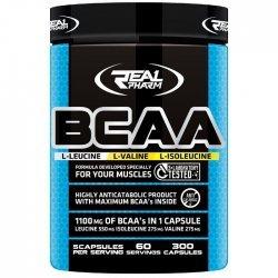 Real Pharm BCAA 300 капсули