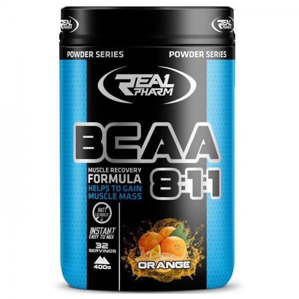 Real Pharm BCAA 8:1:1 400 грRP21
