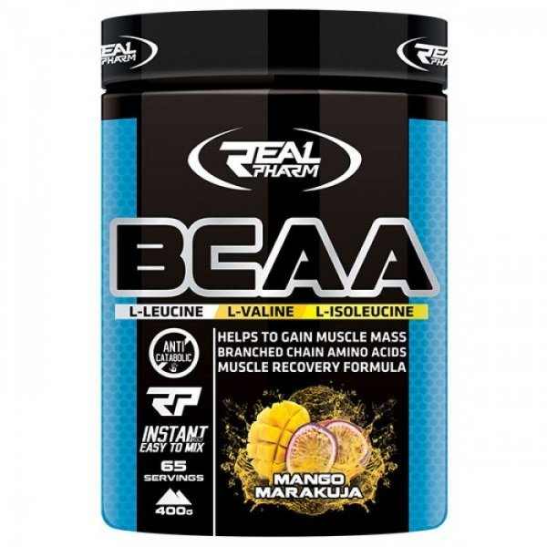 Real Pharm BCAA Instant 400 грRP20