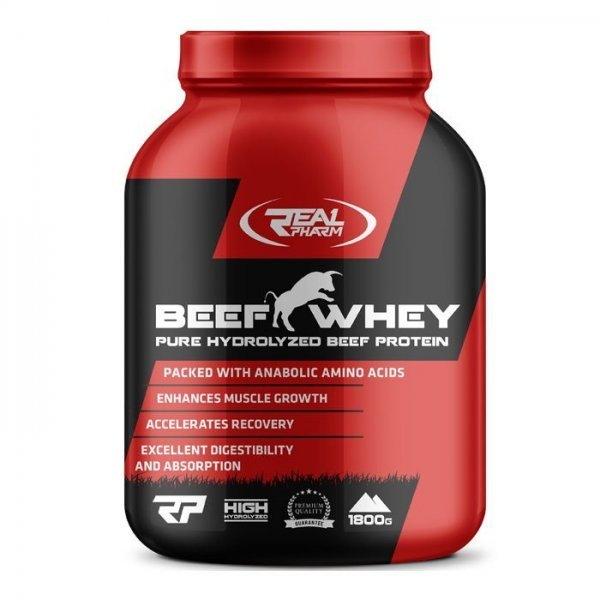 Real Pharm Beef Whey 1800 грRP24