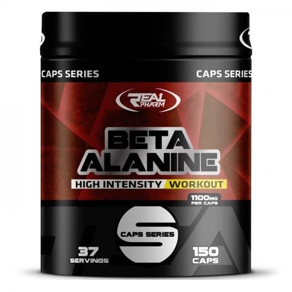 Real Pharm Beta Alanine 1100 мг 150 капсулиRP25