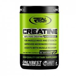 Real Pharm Creatine Mono 300 капсули