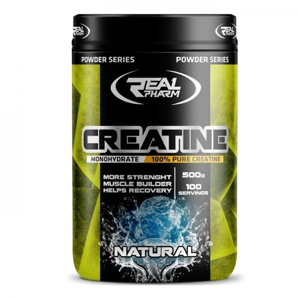 Real Pharm Creatine Mono 500 грRP33