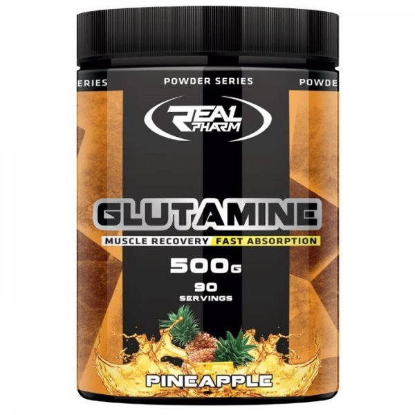 Real Pharm Glutamine 500 грRP38