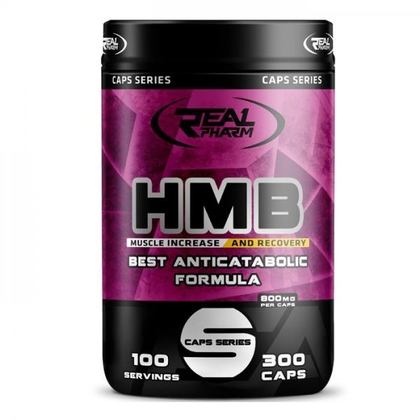 Real Pharm HMB 300 капсулиRP40