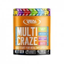 Real Pharm Multi Craze 270 таблетки