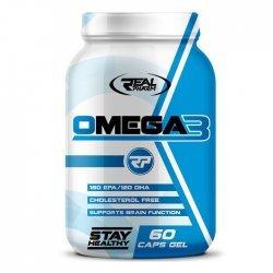 Real Pharm Omega-3 60 капсули