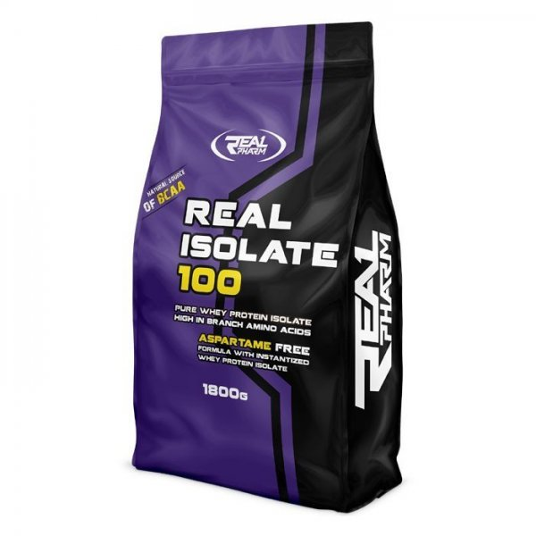 Real Pharm Real Isolate 100 1800 грRP58