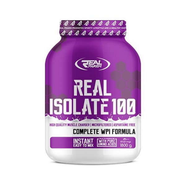 Real Pharm Real Isolate 100 Box 1800 грRP57