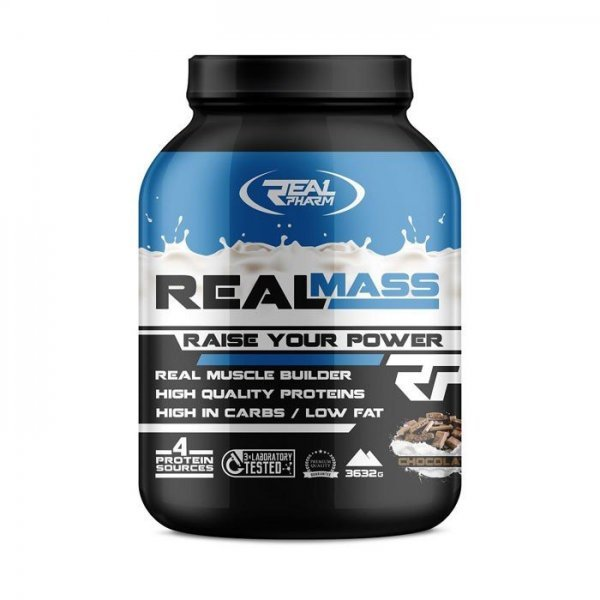 Real Pharm Real Mass 3632 грRP61