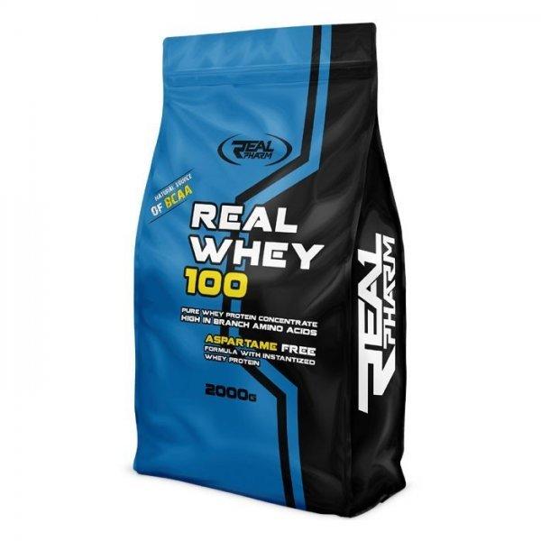 Real Pharm Real Whey 100 2000 грRP64