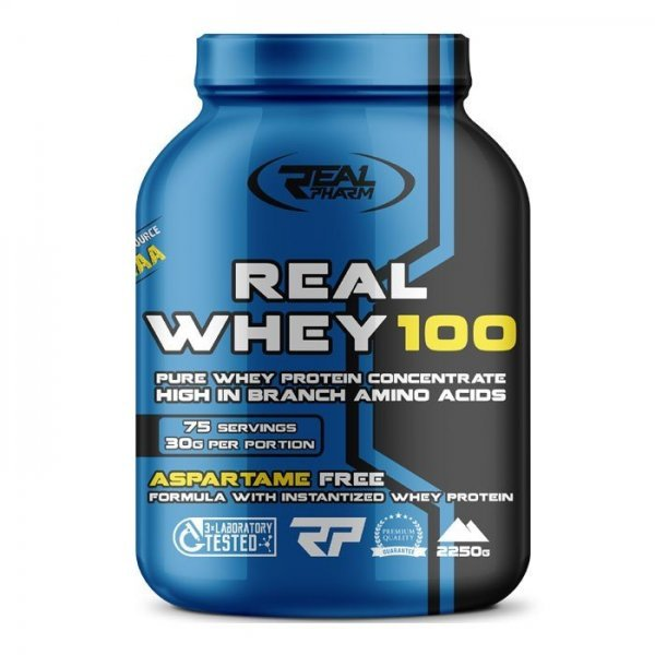 Real Pharm Real Whey 100 2250 грRP63