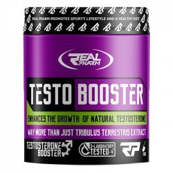 Real Pharm Testo Booster 180 капсули