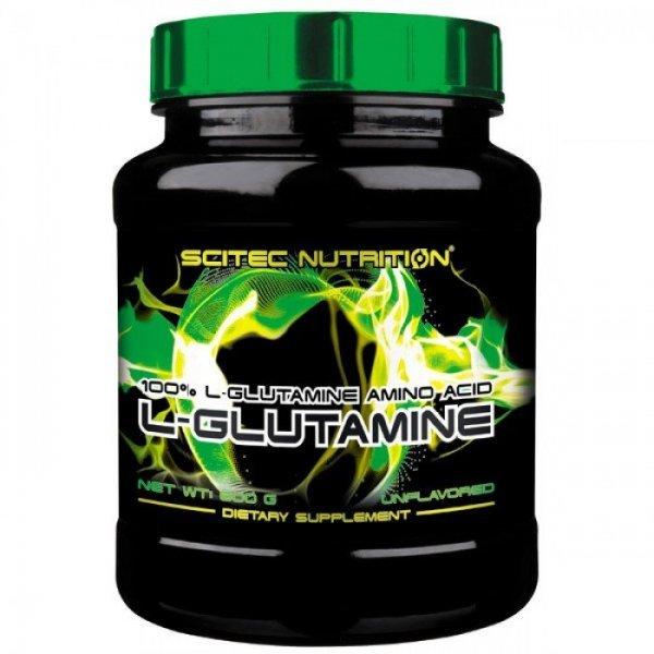 Scitec L-Glutamine 600 грL-Glutamine 600гр
