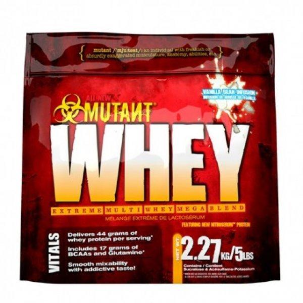 MUTANT Mutant Whey 2270 грMUTANT Mutant Whey 2300гр