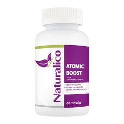 Naturalico Atomic Boost 60 капсули