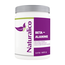Naturalico Beta Alanine Powder 400 гр