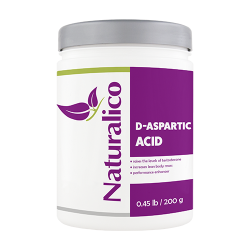 Naturalico D-Aspartic Acid Powder 200 гр