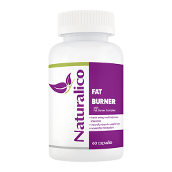 Naturalico Fat Burner 60 капсули