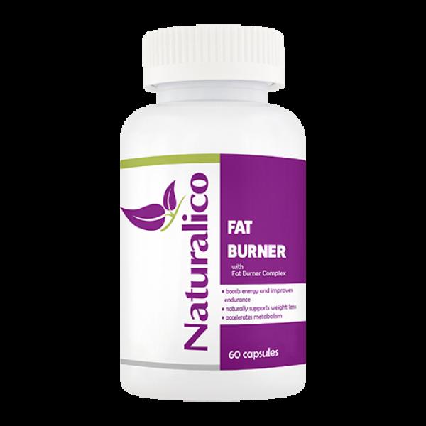 Naturalico Fat Burner 60 капсулиNL42
