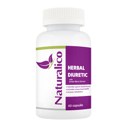 Naturalico Herbal Diuretic 60 капсули