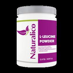 Naturalico L-Leucine 400 гр