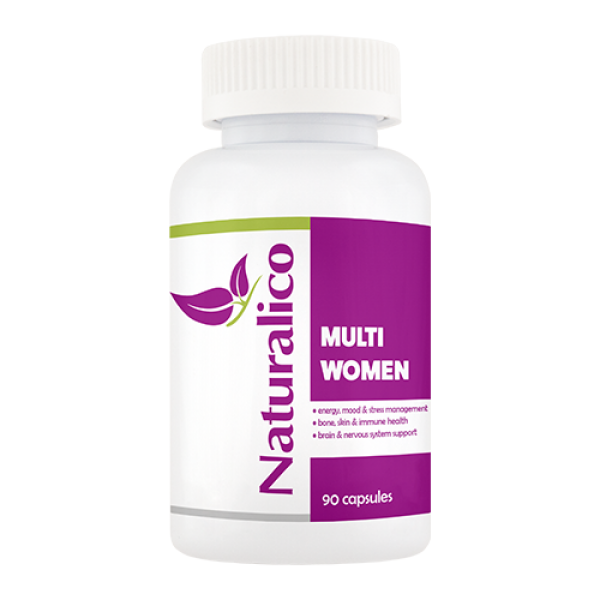 Naturalico Multi Women 90 капсулиNL67