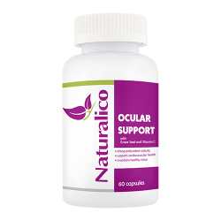 Naturalico Ocular Support 60 капсули