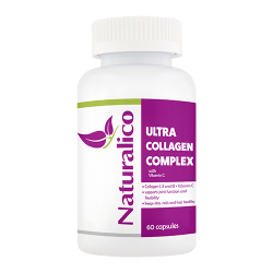 Naturalico Ultra Collagen Complex 60 капсули