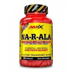 AMIX Na-R-ALA 60 капсули