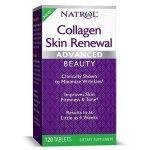 Natrol Collagen Skin Renewal 120 таблеткиNAT40011