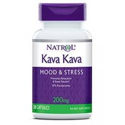Natrol Kava Kava 200 мг 30 капсули