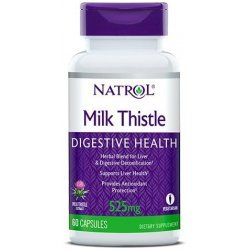 Natrol Milk Thistle Advantage 60 капсули