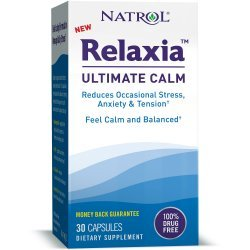 Natrol Relaxia Ultimate Calm 30 капсули
