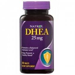 Natrol DHEA 25 мг 180 таблетки