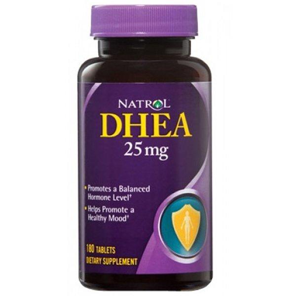 Natrol DHEA 25 мг 180 таблеткиNAT376