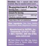 Natrol Guarana 200 мг 90 капсули NAT3992