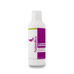Naturalico L-Carnitine 108 000 405 ml