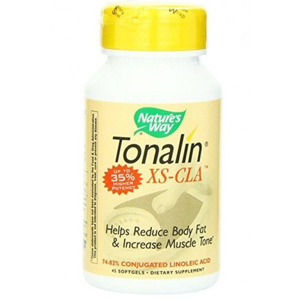 Nature's Way Tonalin XS CLA 1000 мг 45 капсули14060
