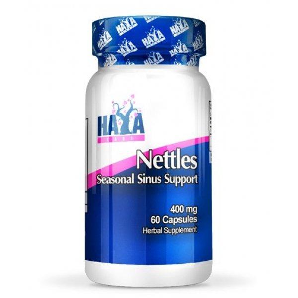 Haya Nettles 400 мг 60 капсулиHaya Nettles 60 капсули