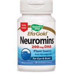 Nature's Way Neuromins DHA 200 мг 30 капсули