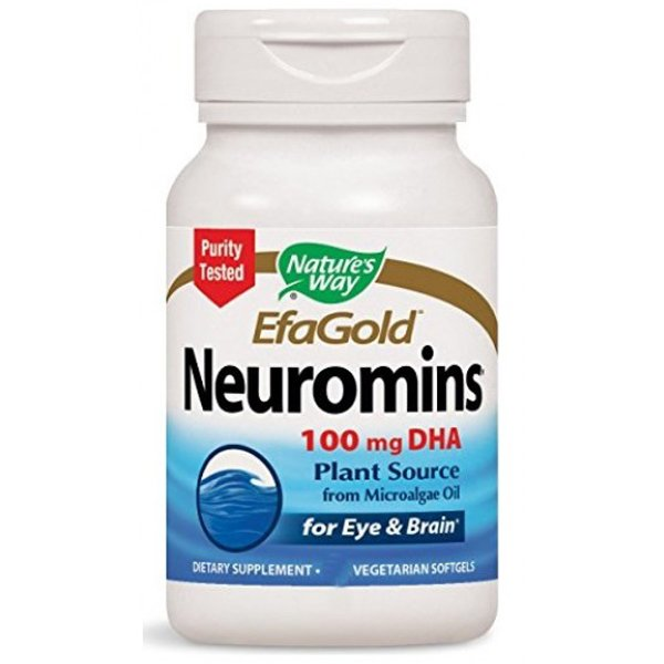 Nature's Way Neuromins DHA 100 мг 30 капсули45220