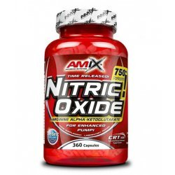 AMIX Nitric Oxide 750 мг 360 капсули