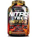MuscleTech Nitro Tech 100% Whey Gold 2510 грNitroTechGold1