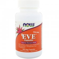 NOW Eve Women's Vitamins 120 капсули