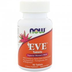 NOW Eve Women's Vitamins 90 таблетки
