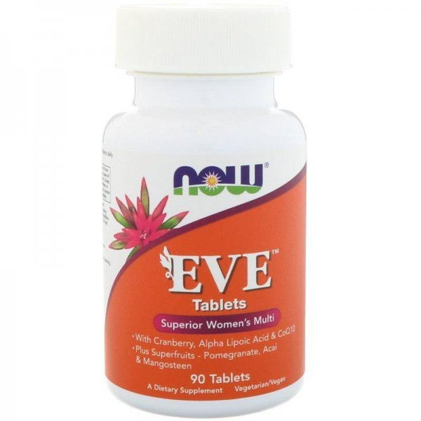 NOW Eve Women's Vitamins 90 таблеткиNOW3796