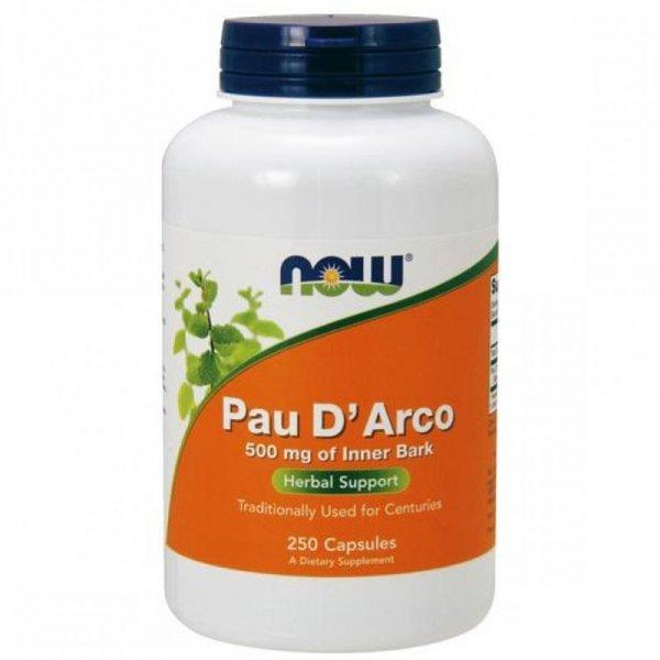 NOW Pau D'Arco 250 капсулиNOW4726